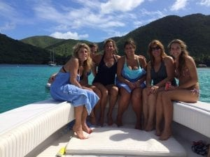 group boat charters