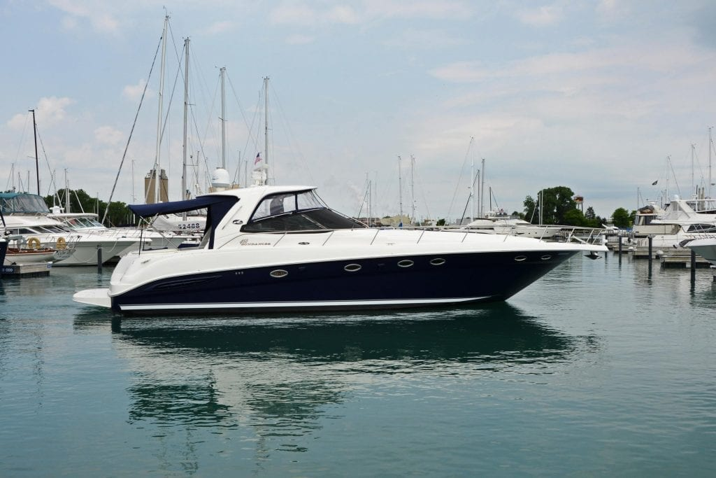 Sea Ray 460 Sundancer For St Thomas Boat Rental & Charter