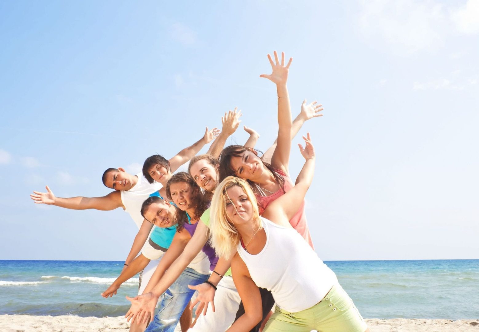 how to get along on a group vacation