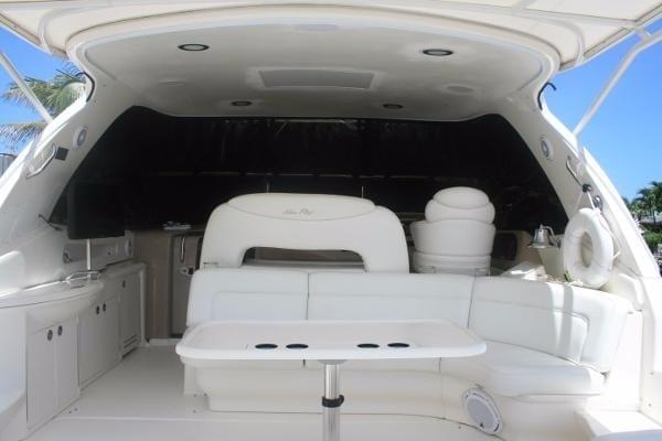 St  Thomas Luxury Sea Ray Boat Rental Information - Sonic Charters |