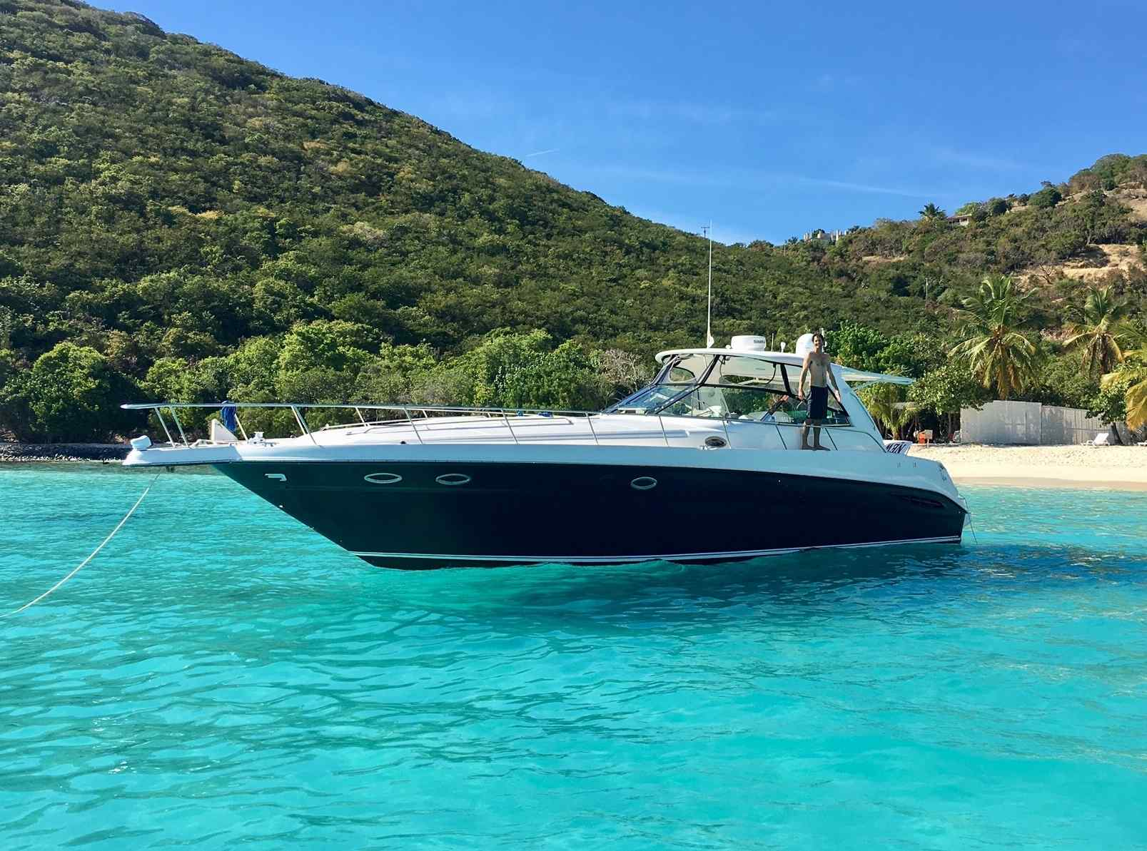 St  Thomas Boat Rental Pricing and Pricing Details - Sonic
